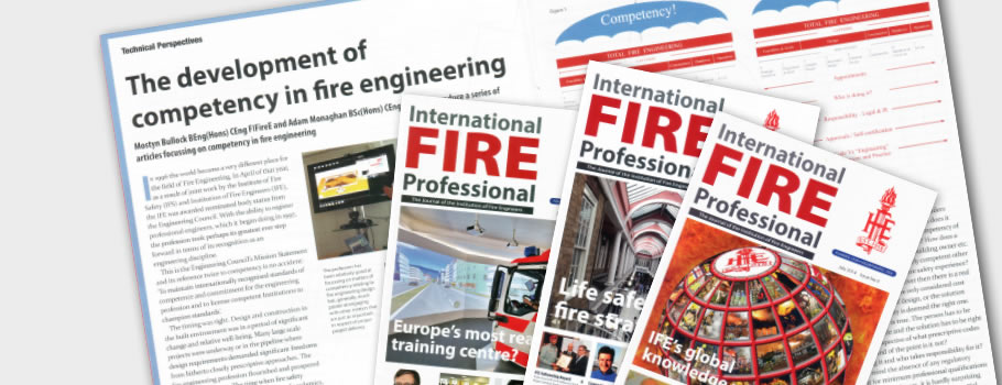 Are we as a fire safety industry operating competently?