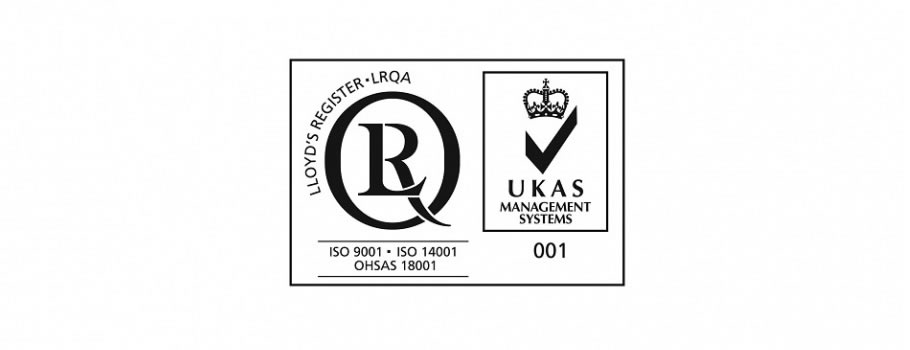 Tenos retain and develop ISO 9001, ISO 14001 and OHSAS 18001 certifications